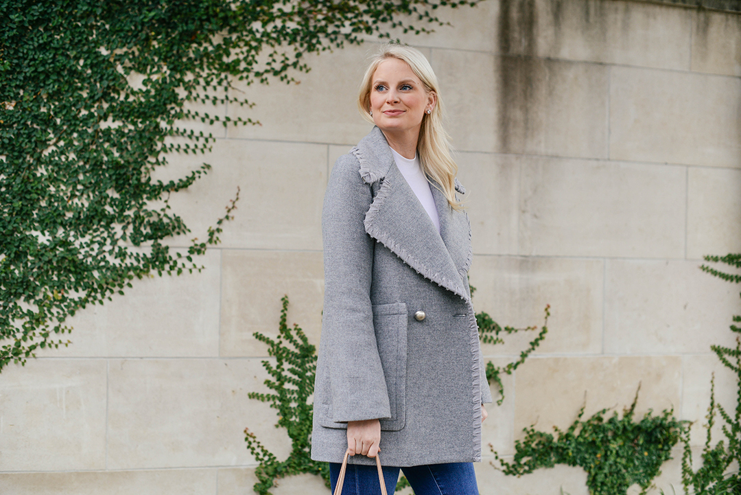 See by Chloe Coat | The Style Scribe