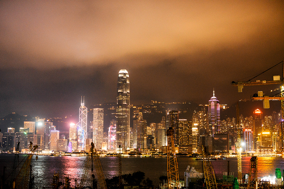 Hong Kong City Skyline | The Style Scribe