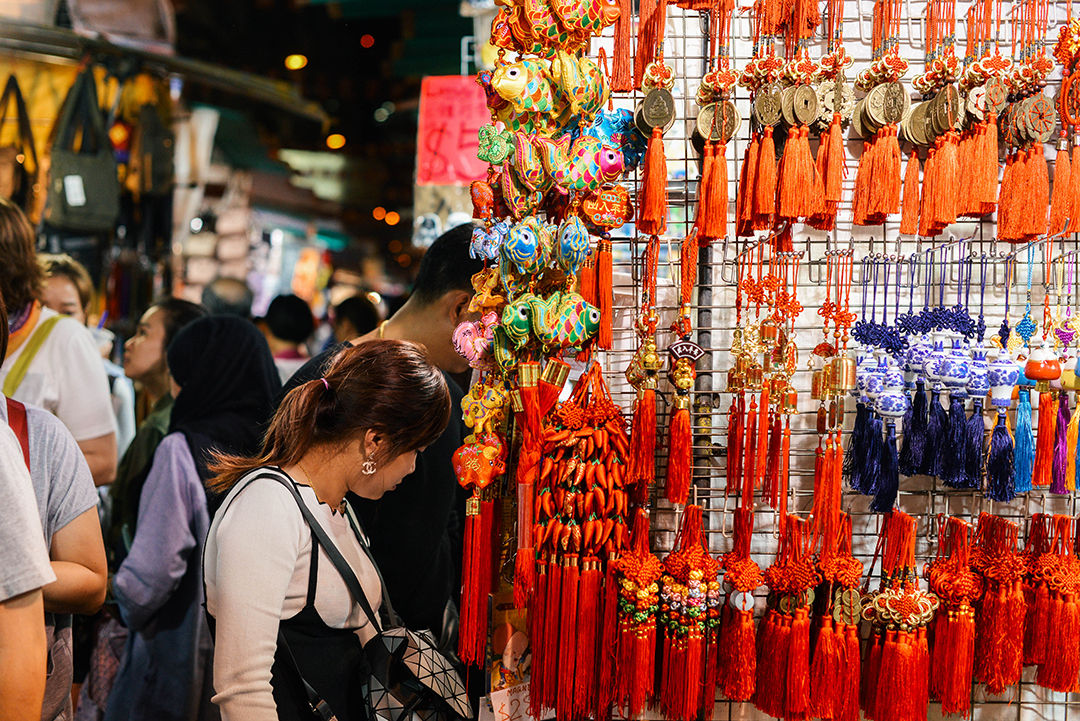 Hong Kong Night Markets | The Style Scribe