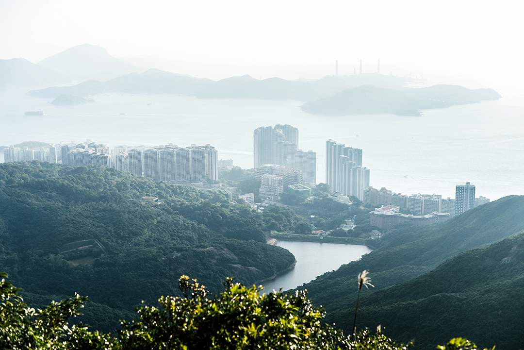 Views from Victoria Peak, Hong Kong | The Style Scribe