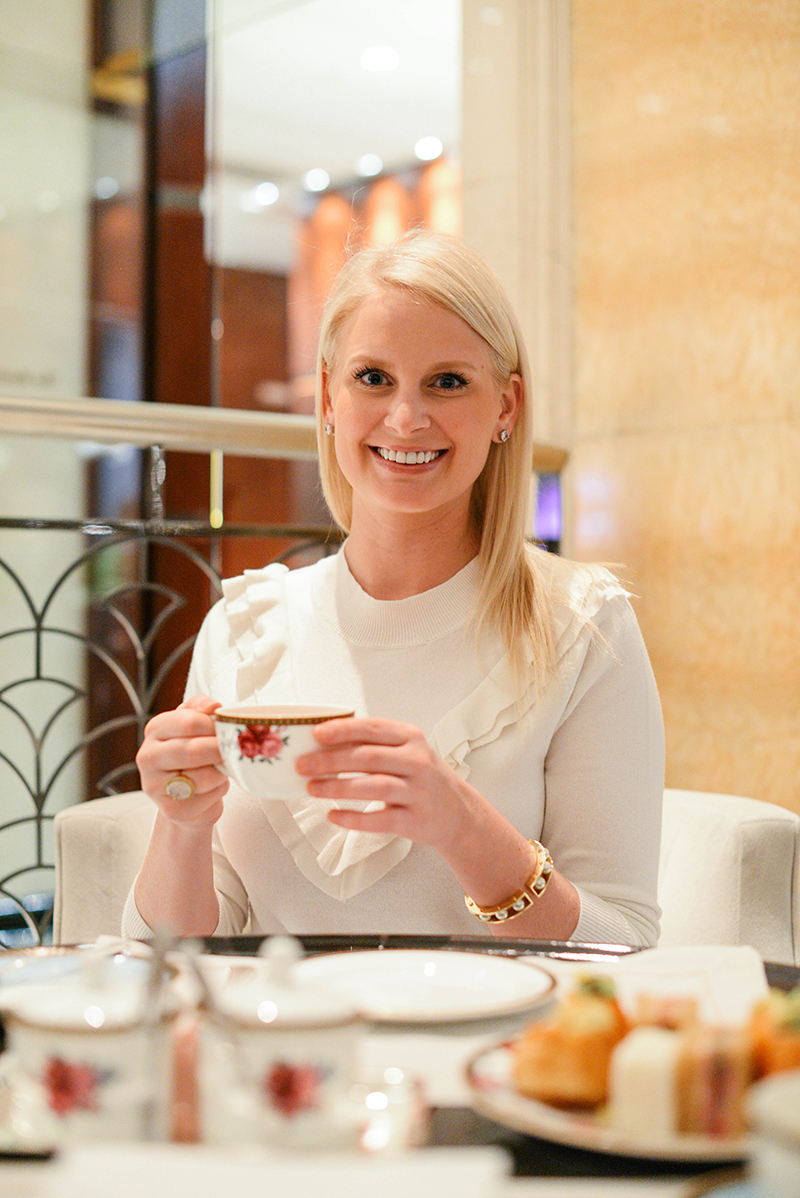 Afternoon Tea at The Langham, Hong Kong | The Style Scribe