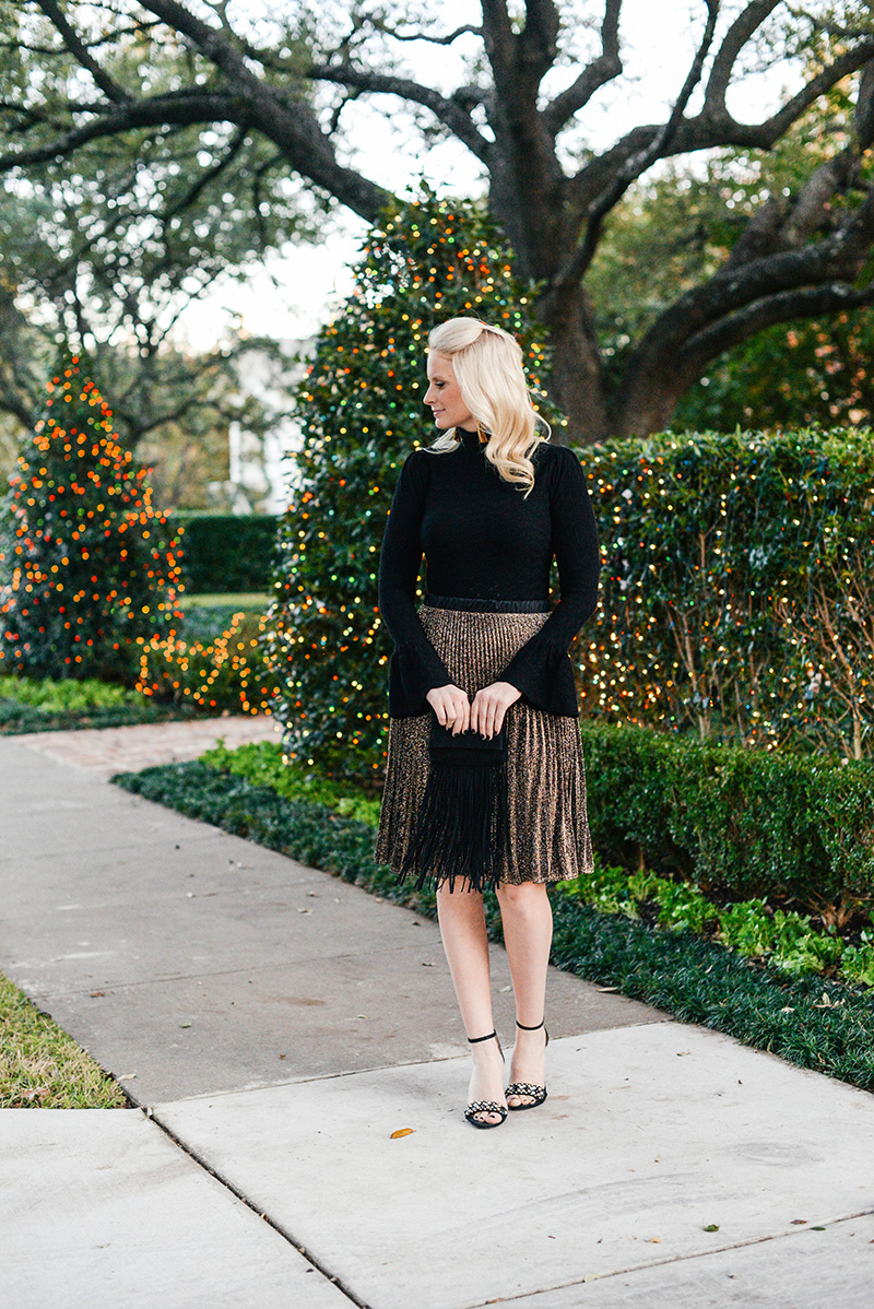 Five Holiday Party Outfit Ideas | The Style Scribe