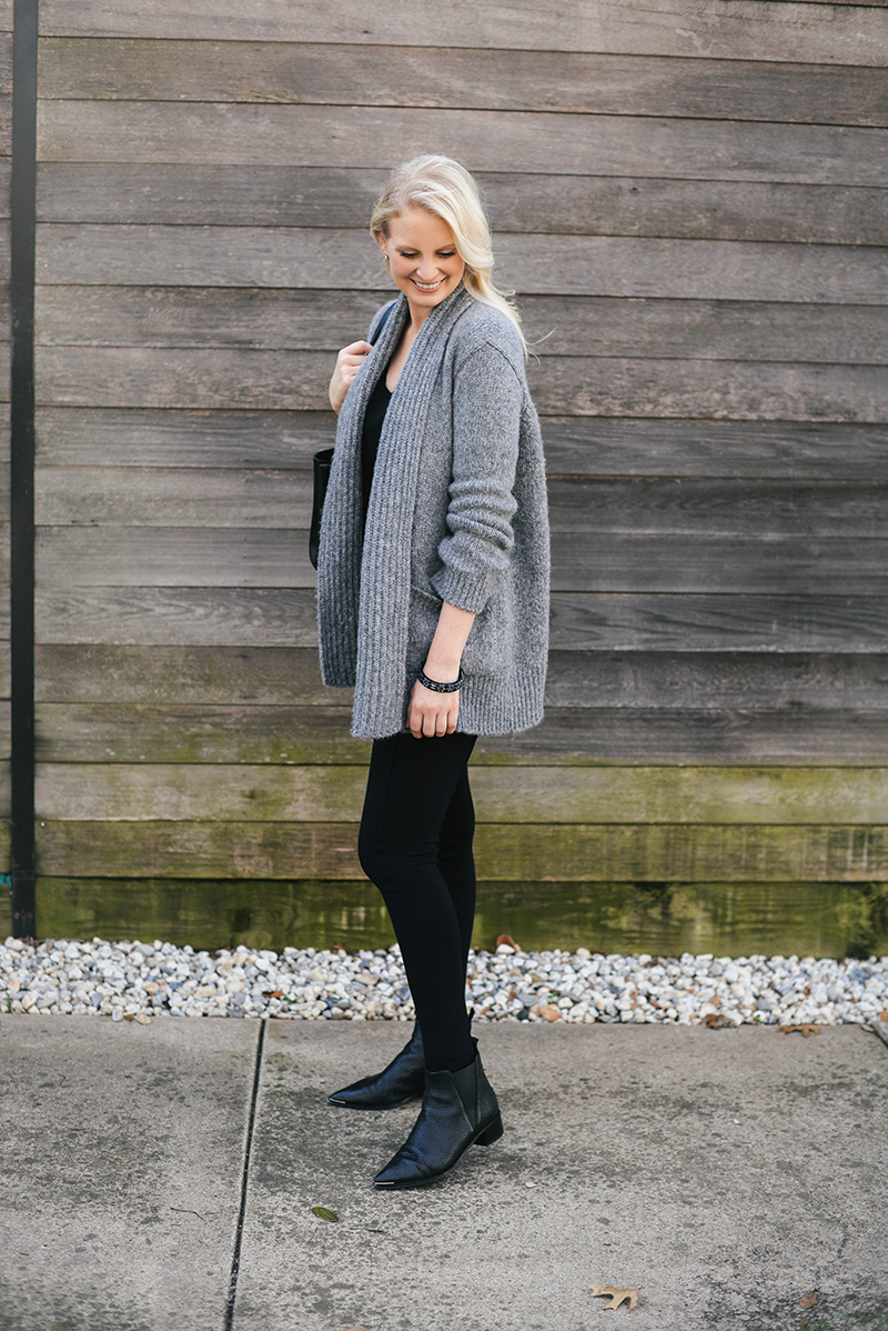 Everyday Staple: The Cozy Cardigan | The Style Scribe