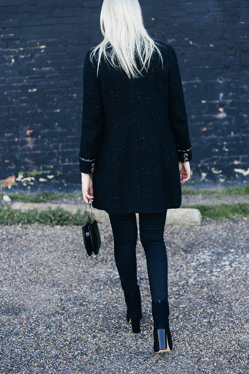 Black On Black...On Black | The Style Scribe