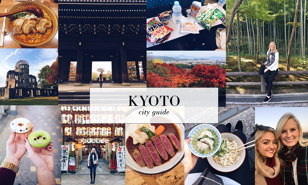 Kyoto City Guide | The Style Scribe