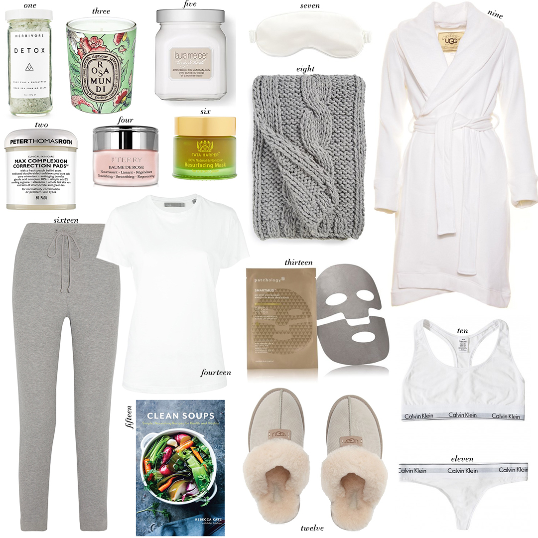New Year, New Me // Detox Favorites | The Style Scribe