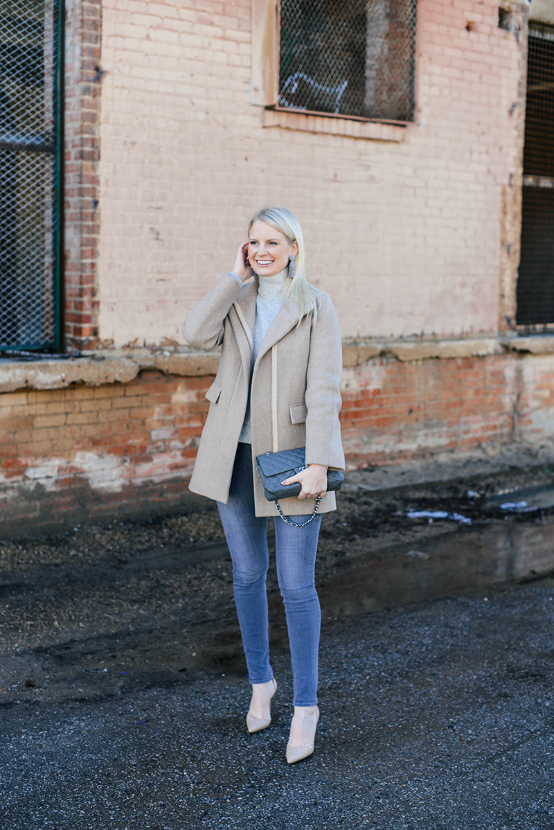 Nude & Grey | The Style Scribe