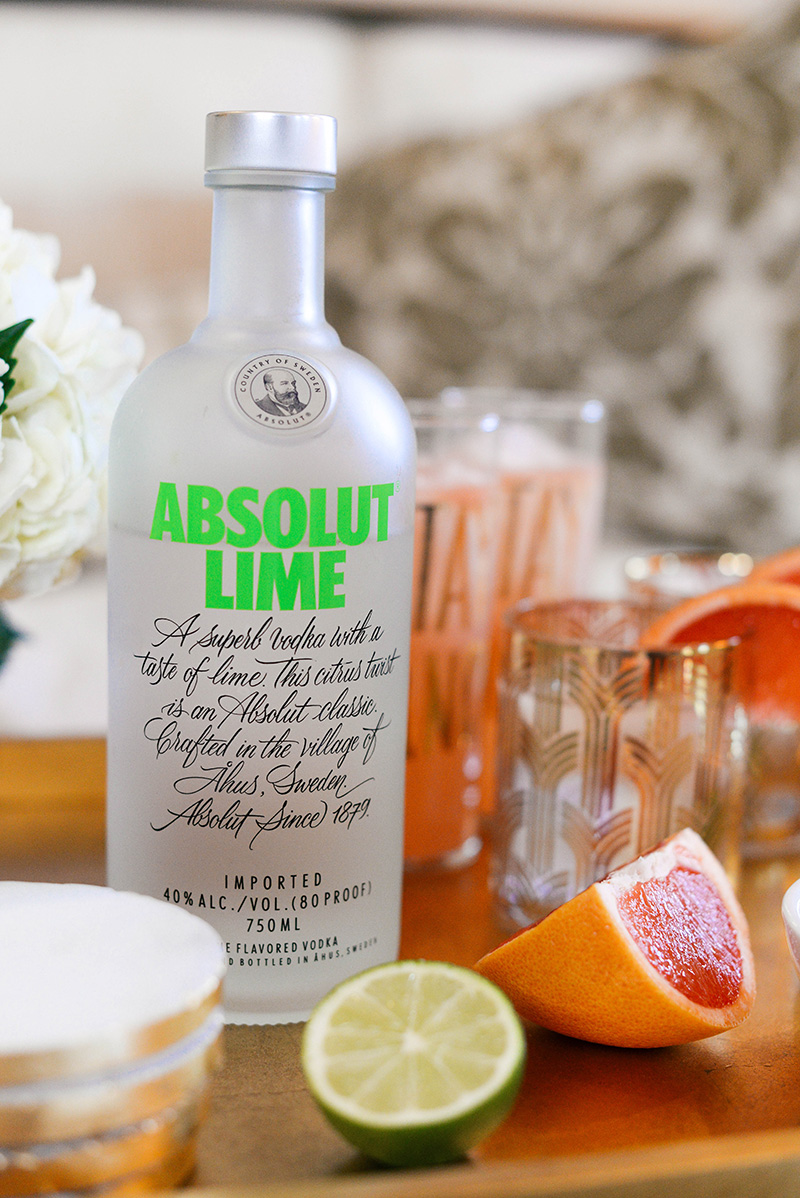 My Go-To Cocktail | The Style Scribe