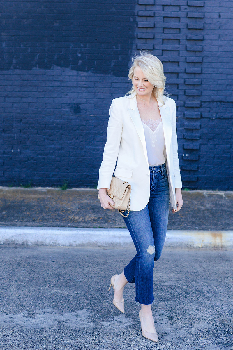Crop Flares | The Style Scribe