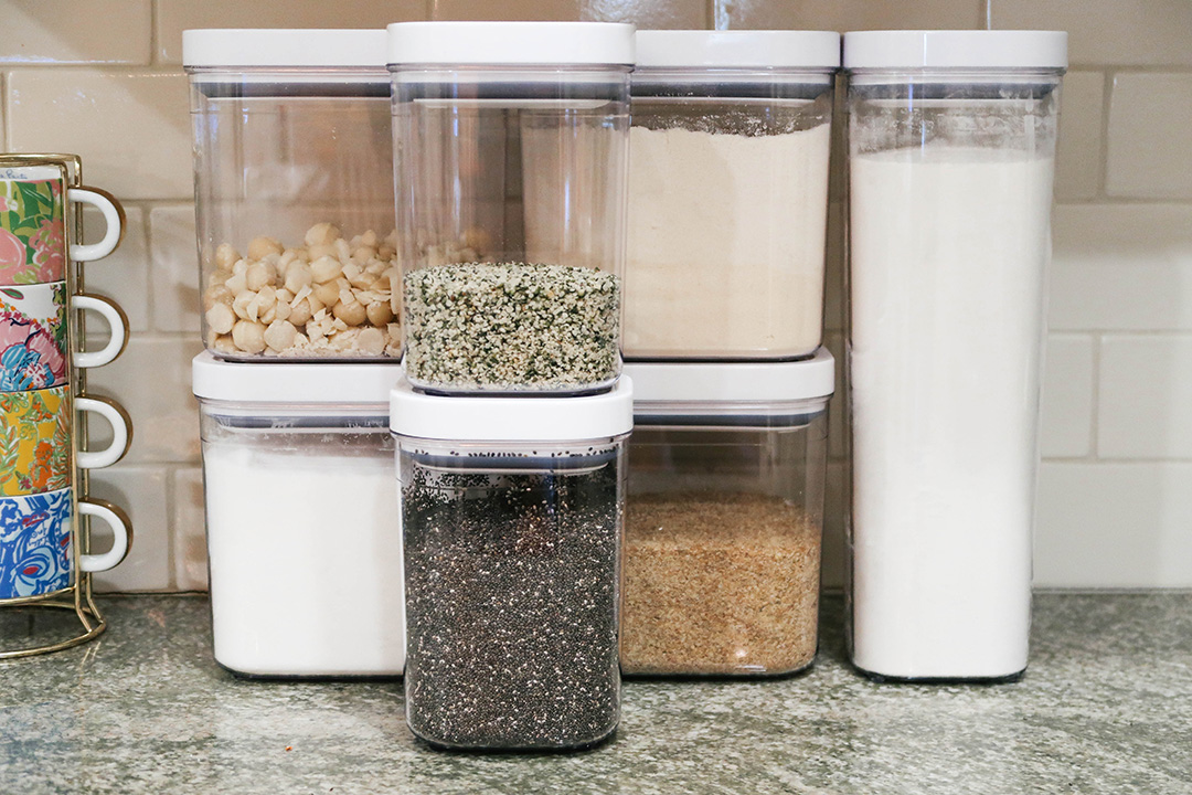 OXO Air-tight Containers | The Style Scribe
