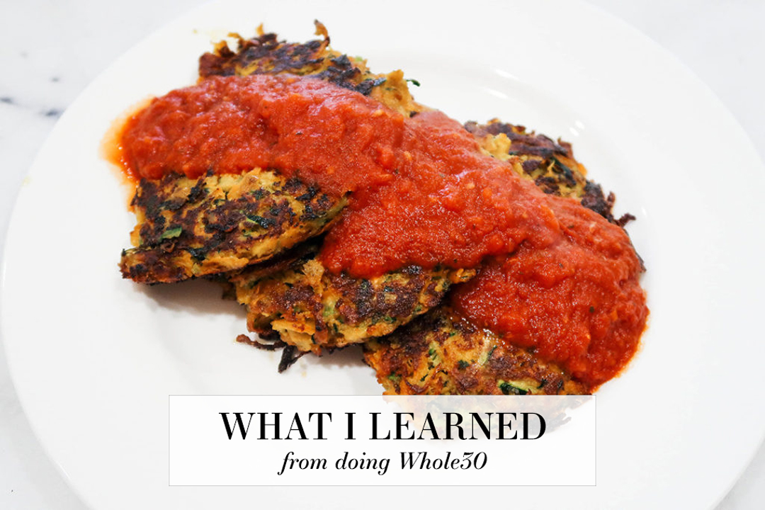 What I Learned From Doing Whole30 | The Style Scribe