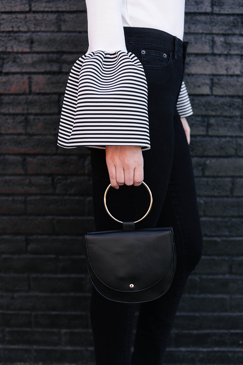 Striped Cuffs, Style Mafia Locka Top | The Style Scribe