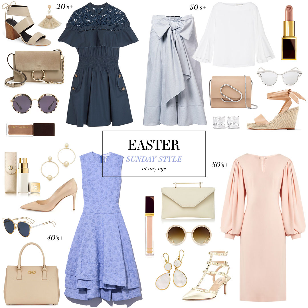 Easter Sunday Style, At Any Age | The Style Scribe