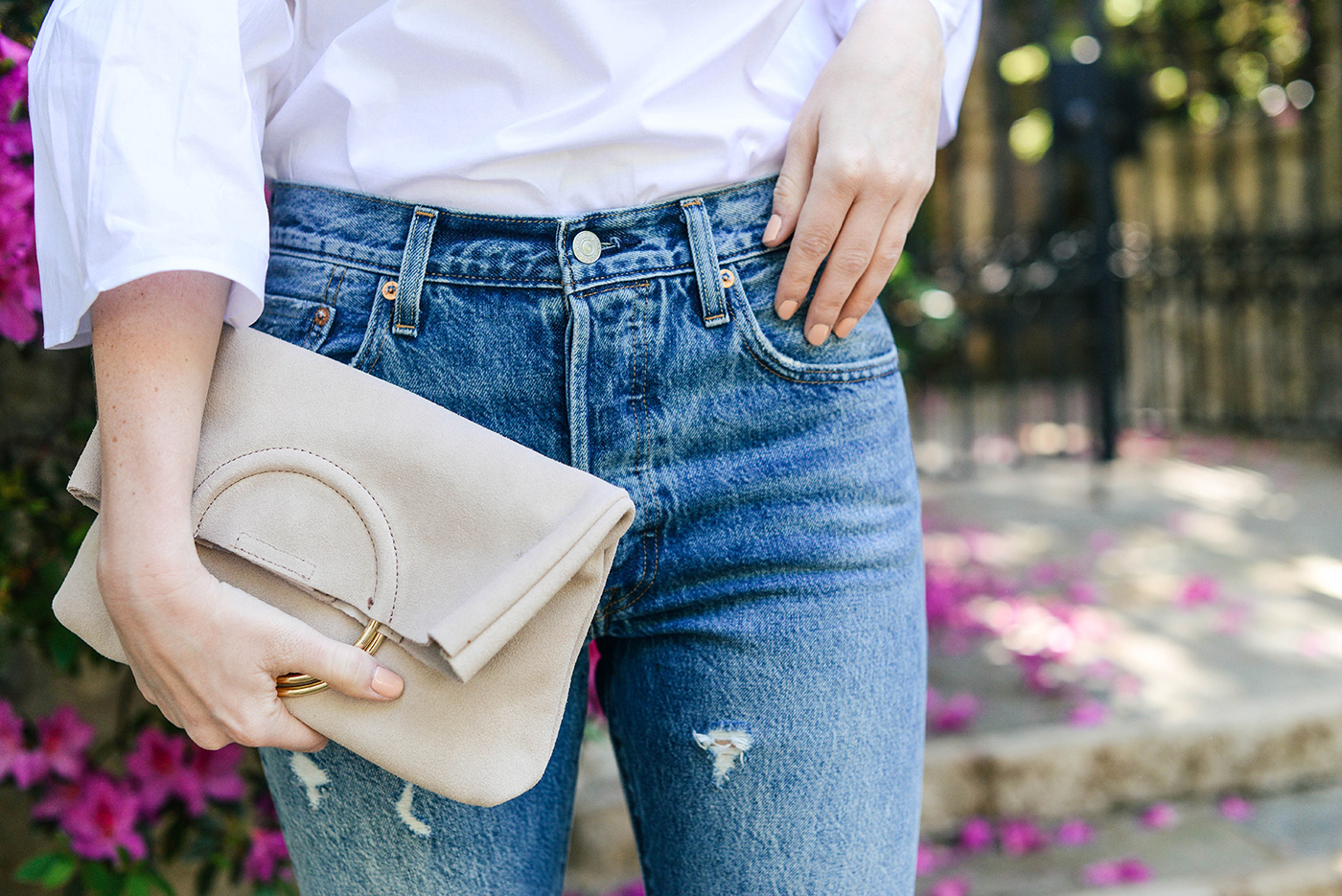 Loving On Levi's | The Style Scribe