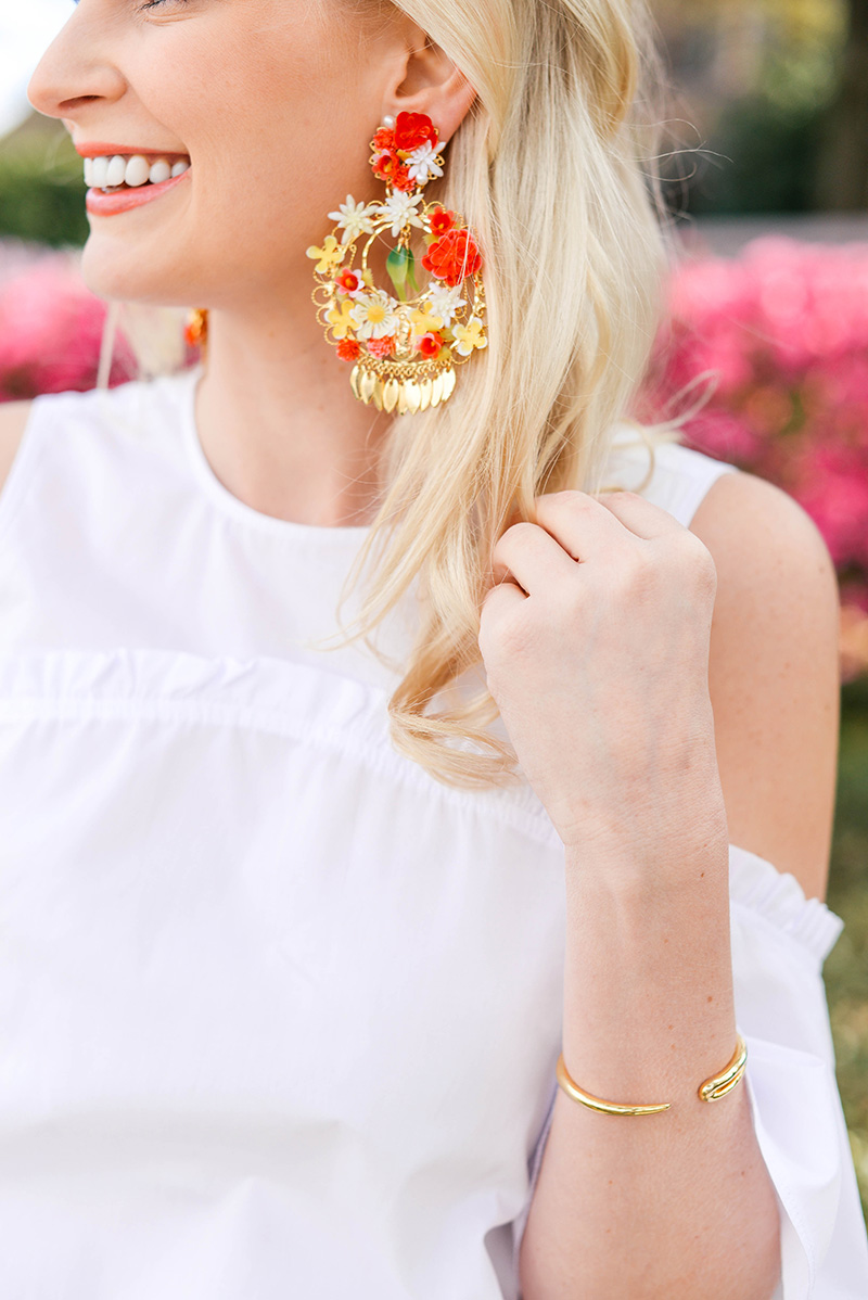 Mercedes Salazar Earrings | The Style Scribe
