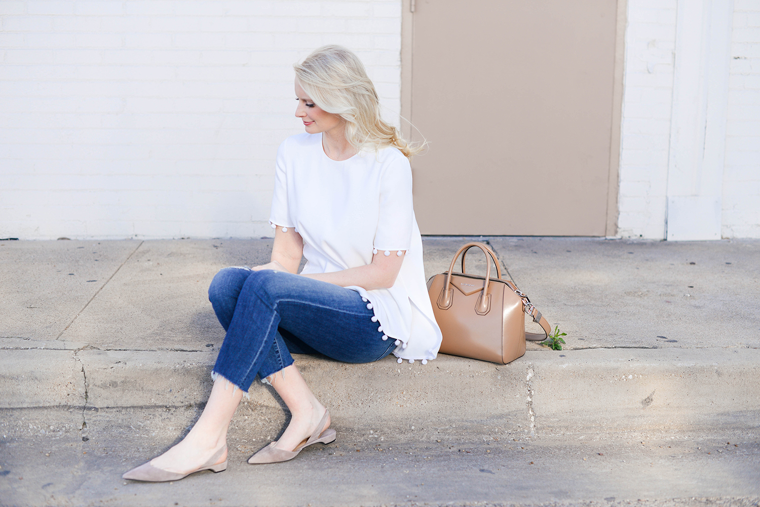 Paul Andrew Rhea Suede Flats | The Style Scribe