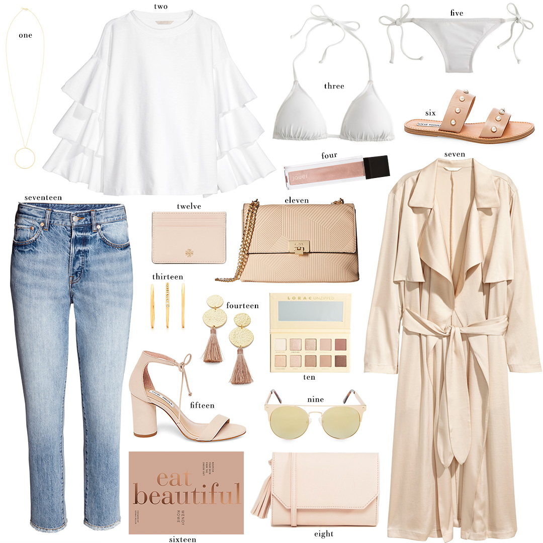 Soft Spring Neutrals On a Budget | The Style Scribe
