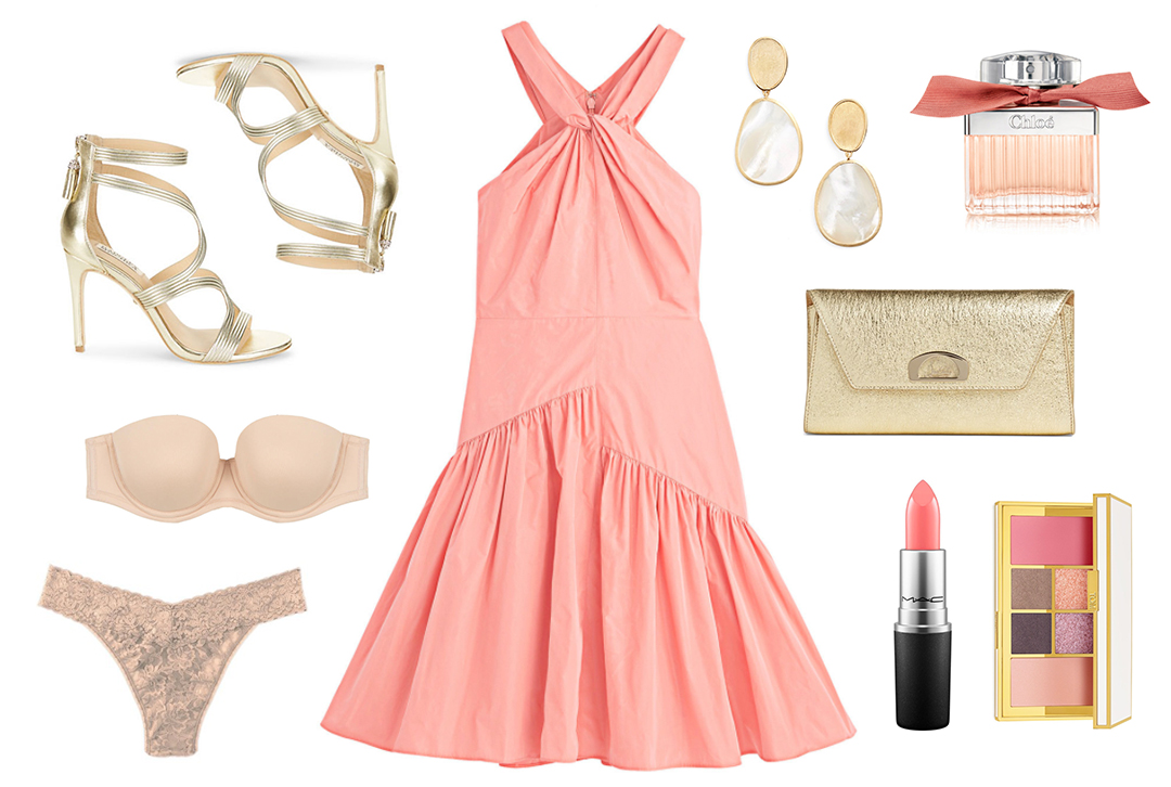 A Spring Wedding Look | The Style Scribe
