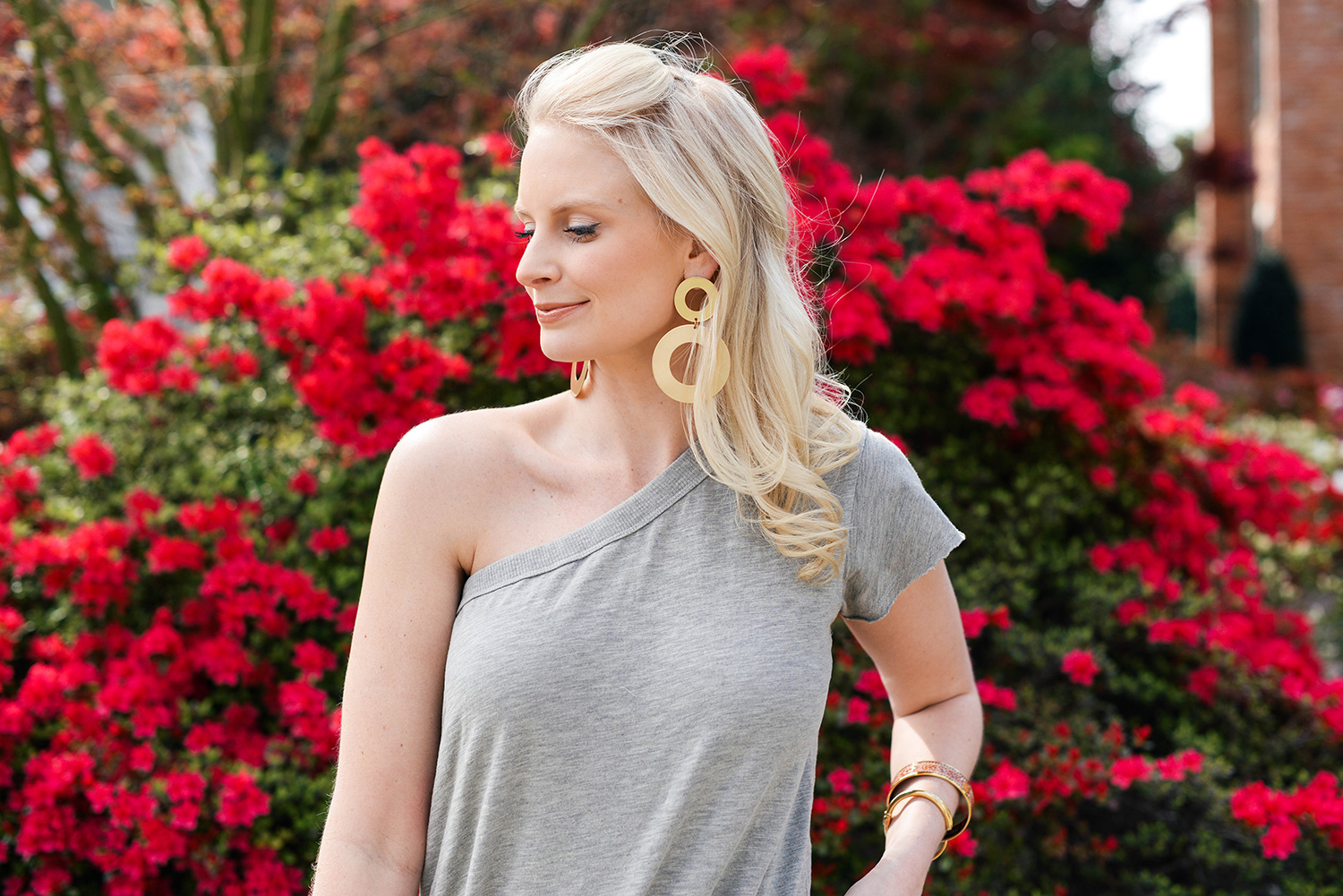 Wilt One Shoulder Tee | The Style Scribe