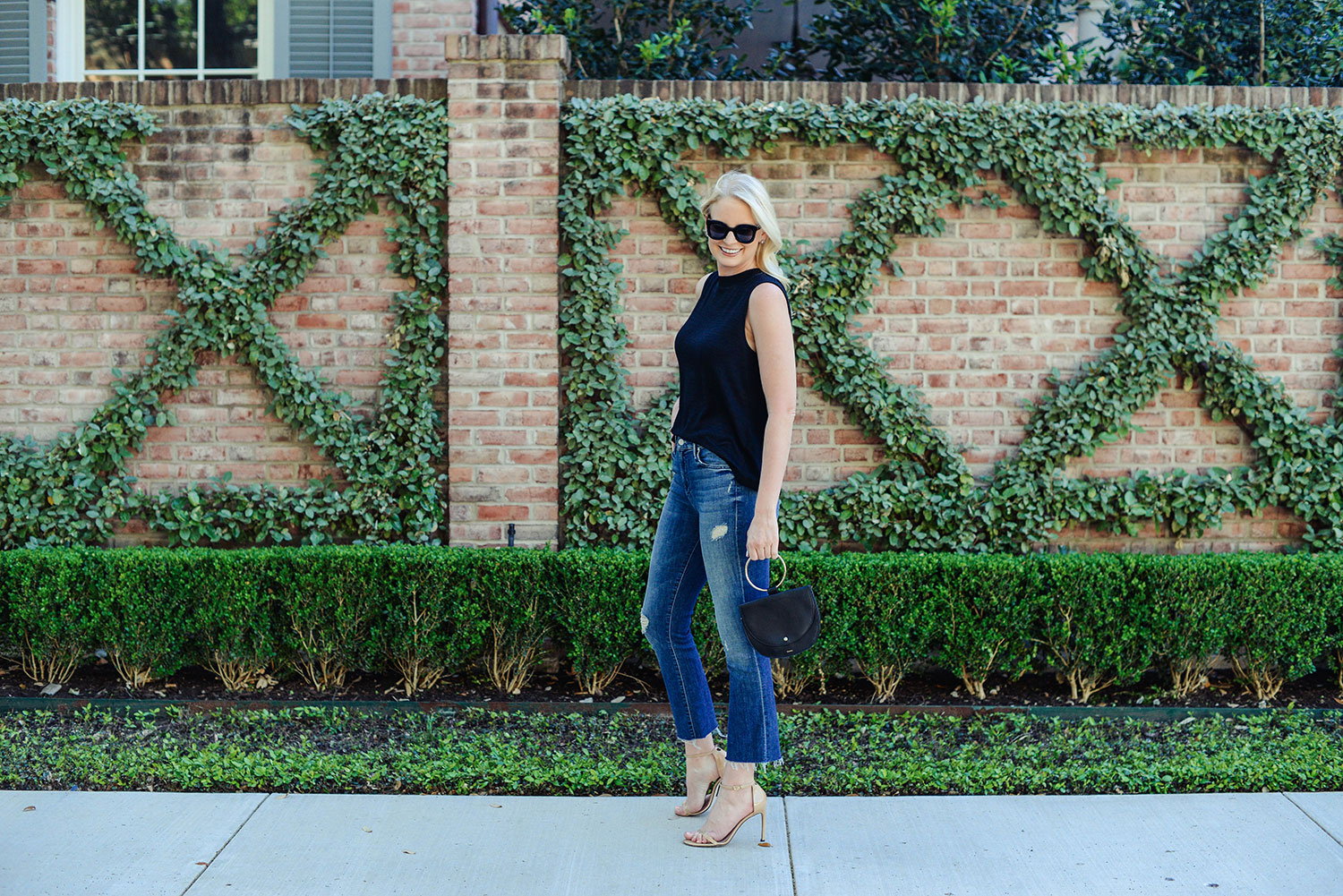 The Best Crop Flare Jeans | The Style Scribe