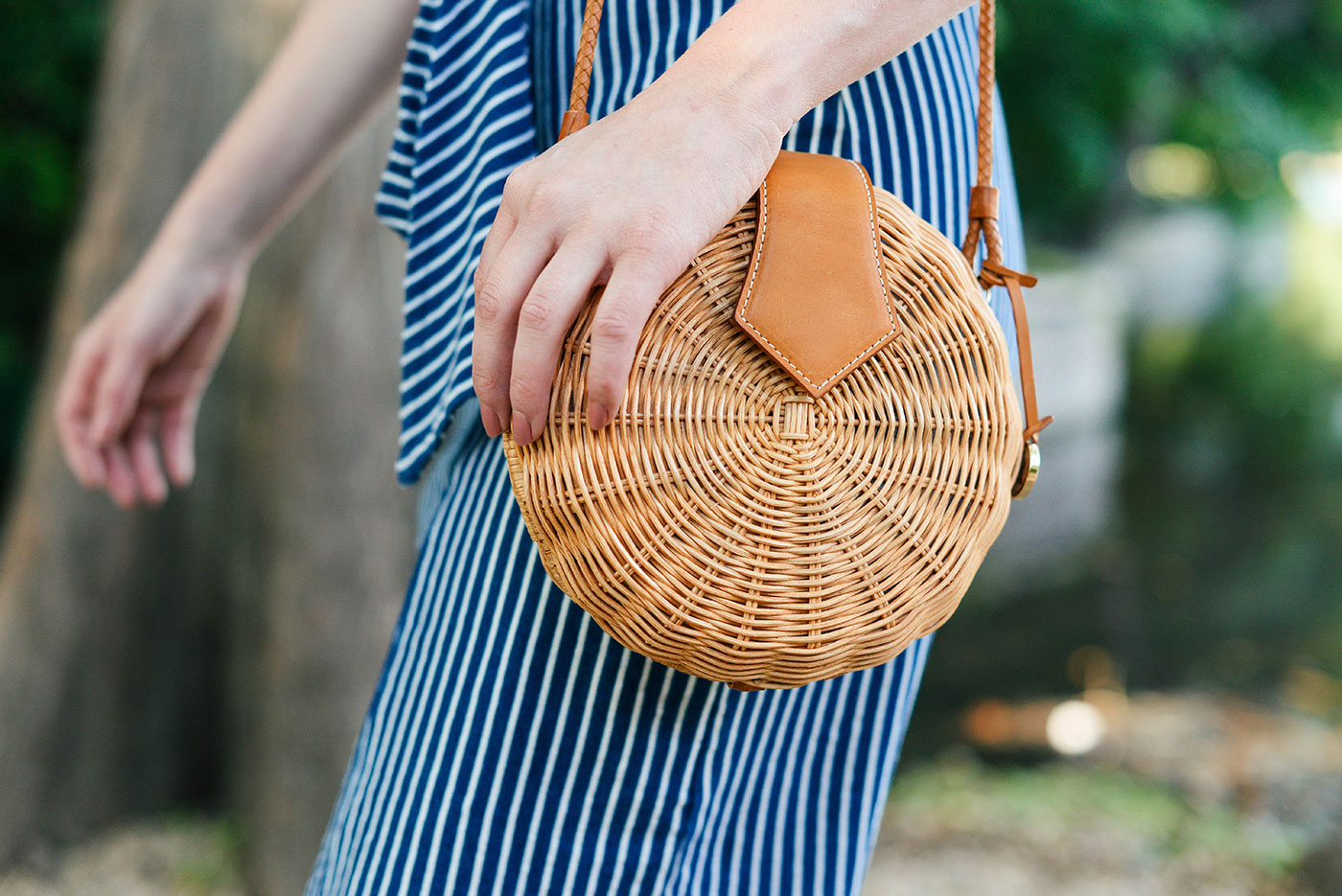 The Bag I'll Be Wearing All Summer | The Style Scribe