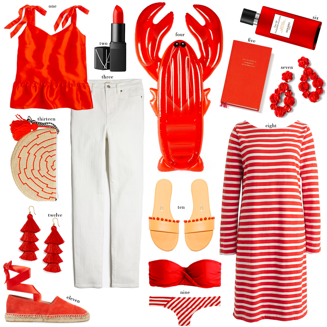 Lobster Pool Float, Under $100 | The Style Scribe