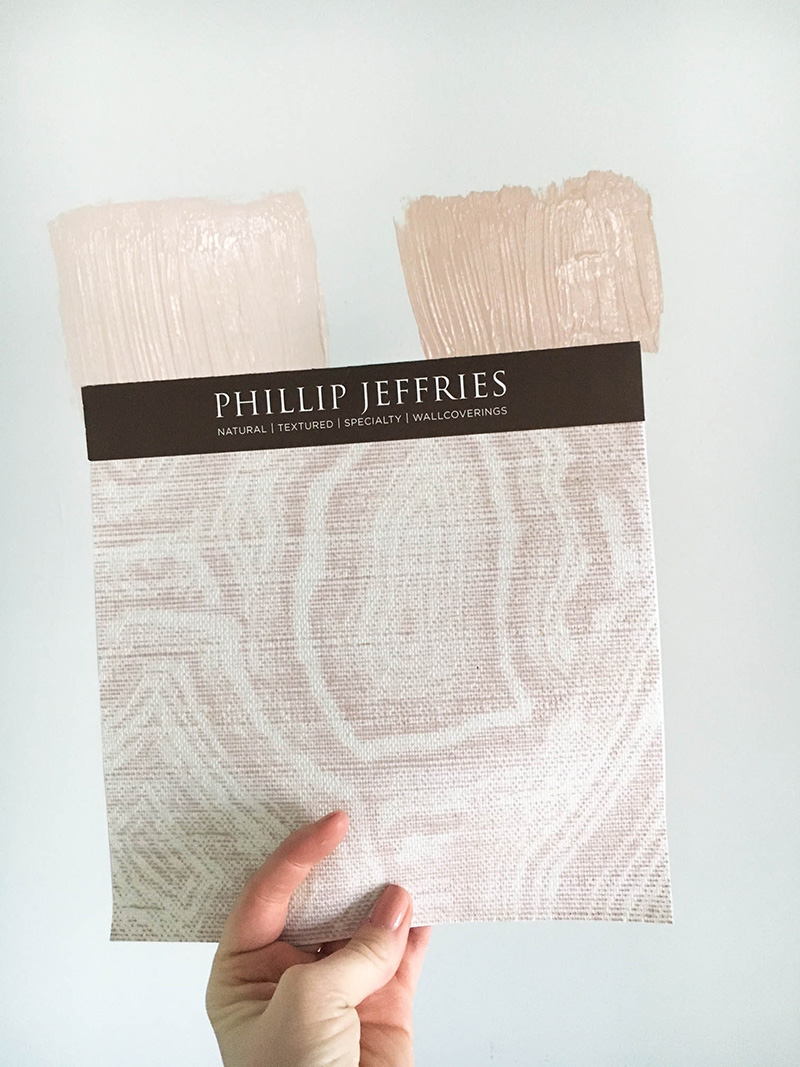 Phillip Jeffries Grasscloth | The Style Scribe