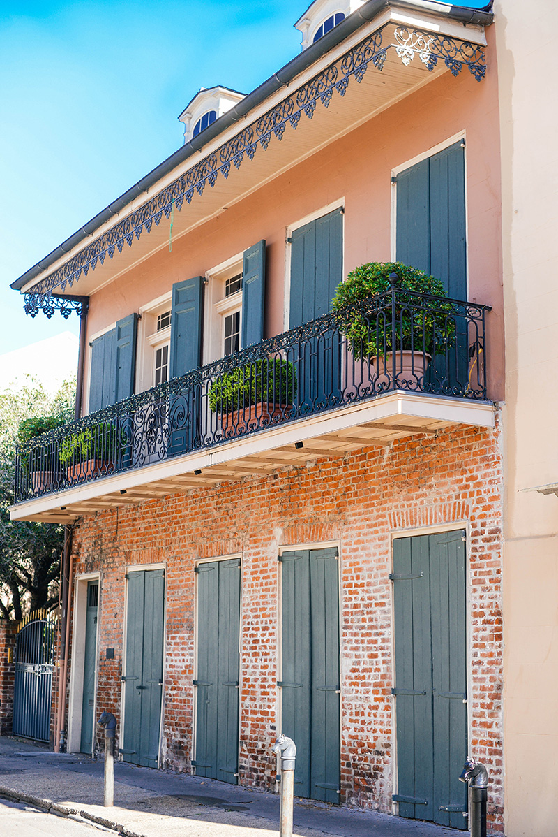 French Quarter, New Orleans | The Style Scribe