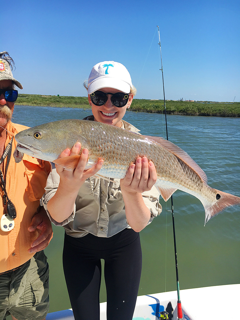 Fishing in Port Aransas, Texas | The Style Scribe