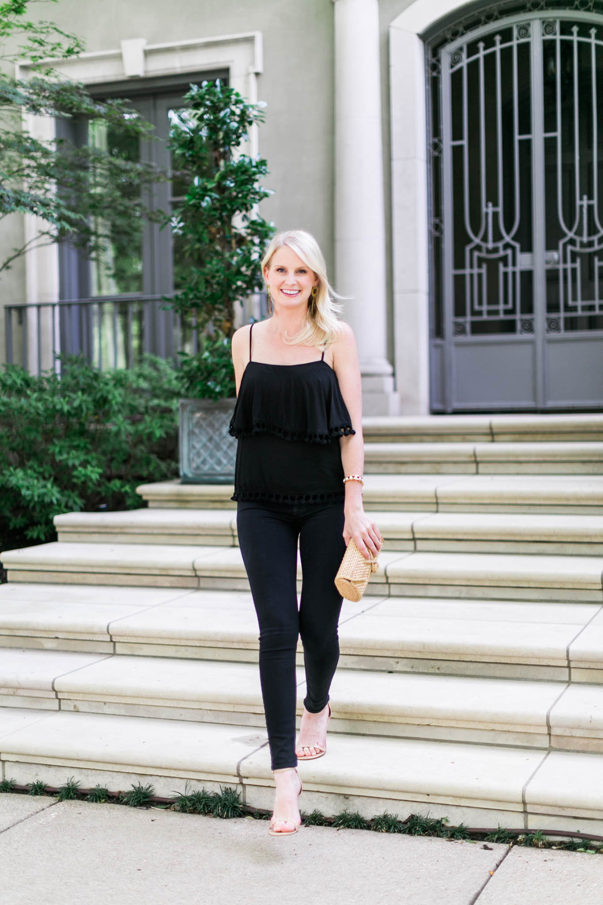 Summer Date Night Outfit | The Style Scribe