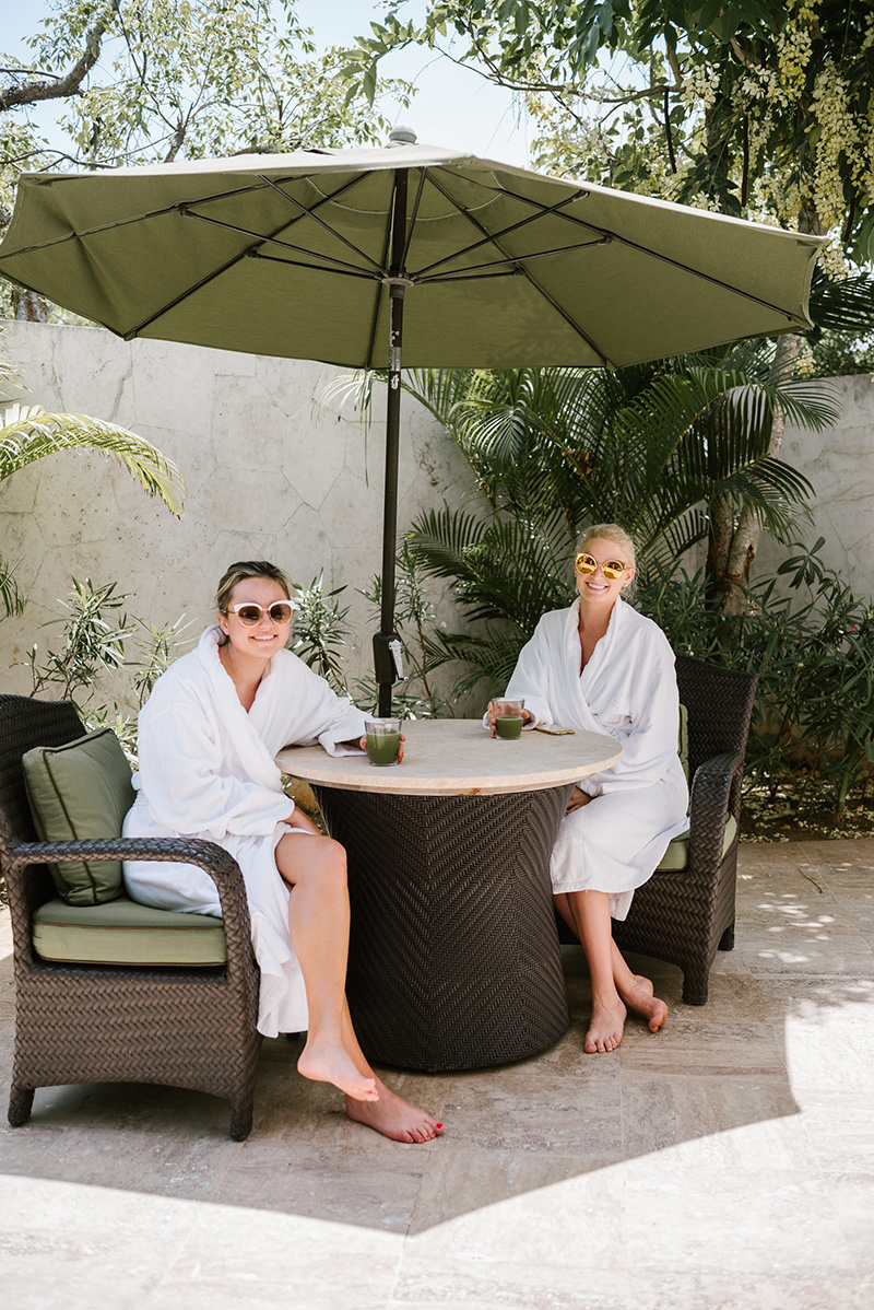 Spa Day at the Fairmont Mayakoba | The Style Scribe
