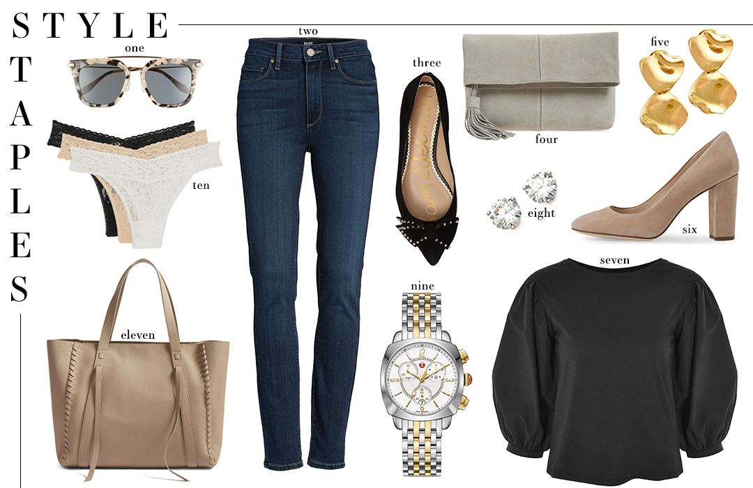 Nordstrom Anniversary Sale Style Staples   The Style Scribe