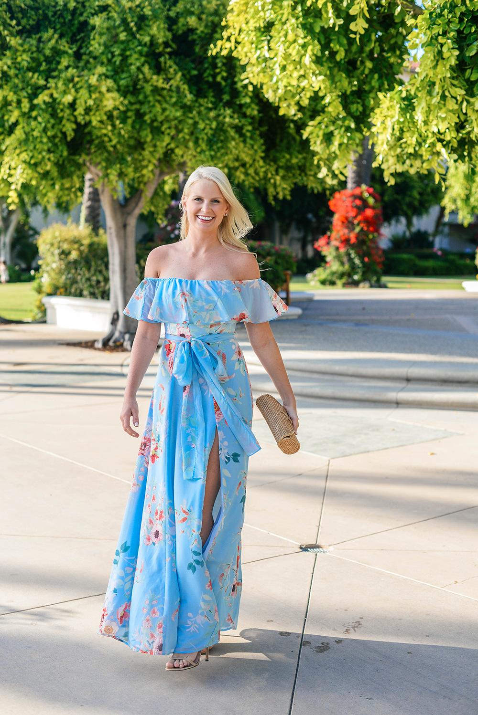 Yumi Kim Carmen Maxi Dress | The Style Scribe