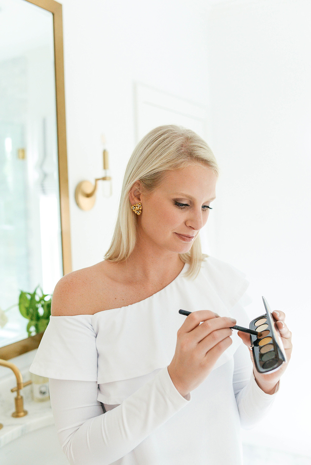 Easy Date Night Eye Makeup | The Style Scribe