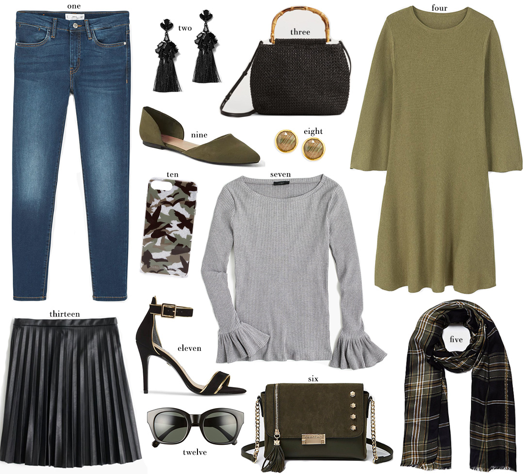 Transitional Pieces for Fall Under $100 | The Style Scribe