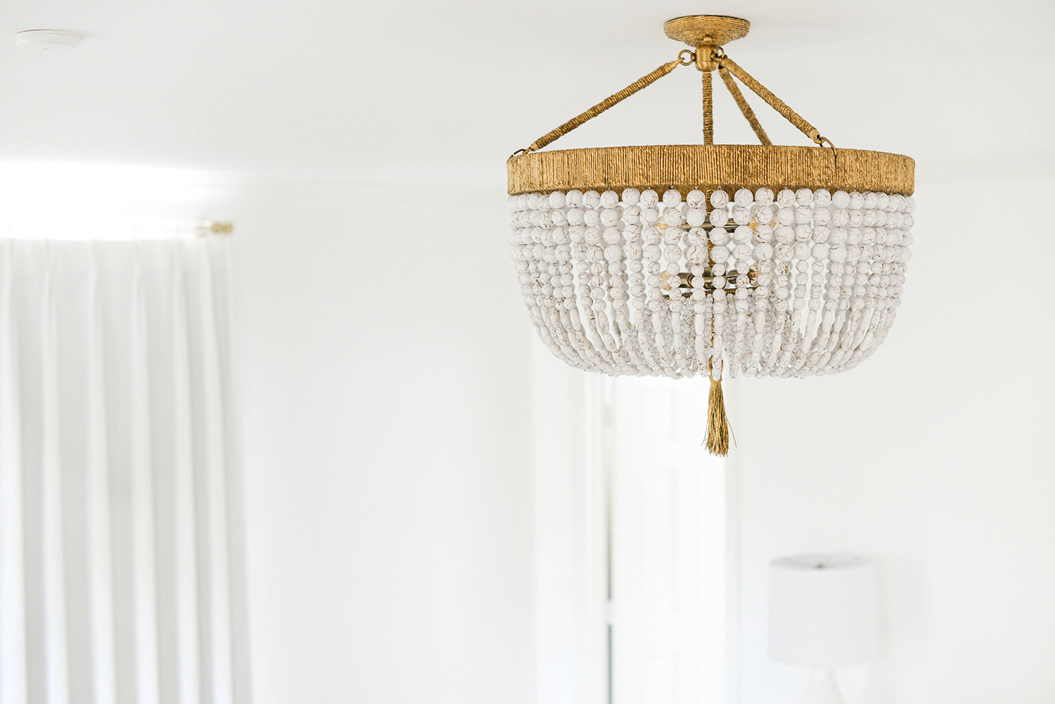Ro Sham Beaux Malibu Beaded Chandelier | The Style Scribe