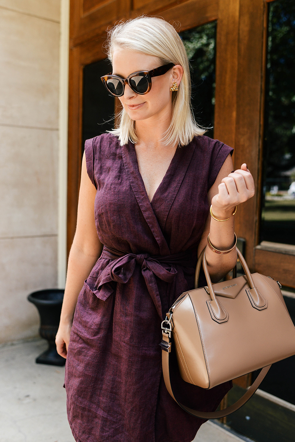 An Easy Fall Work Look You Can Wear Now | The Style Scribe