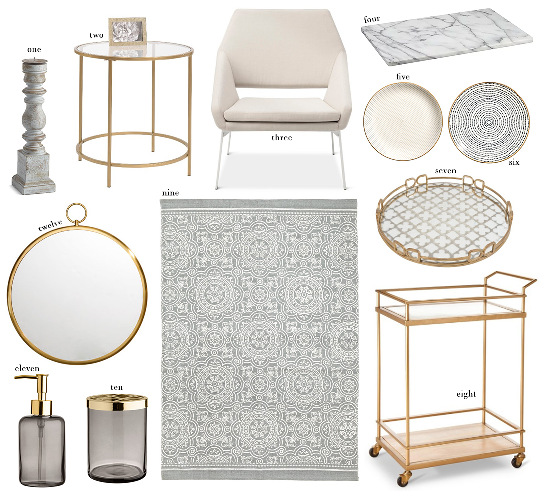 Home Decor Under $150 | The Style Scribe