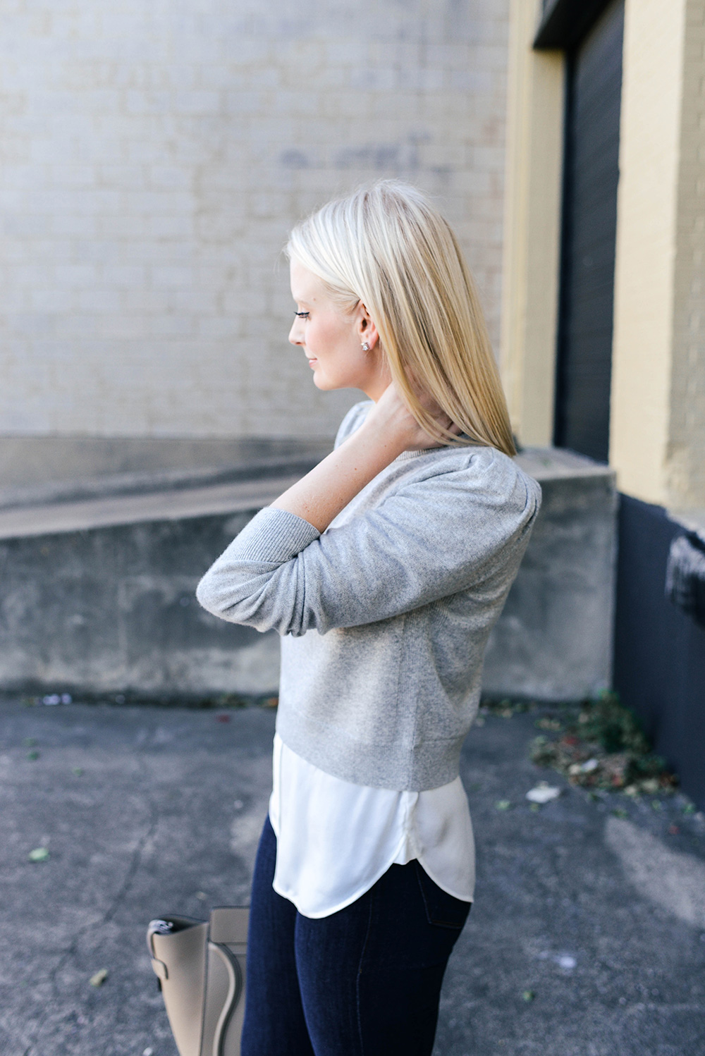 Veronica Beard Jensen Sweater | The Style Scribe