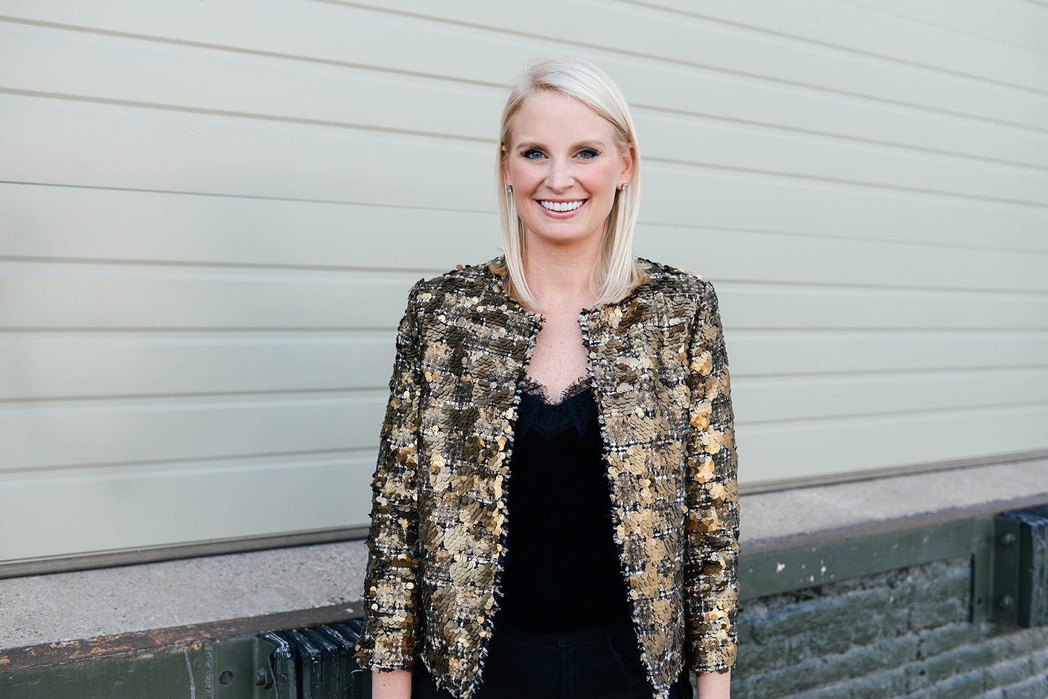 Zara Sequinned Jacket   The Style Scribe