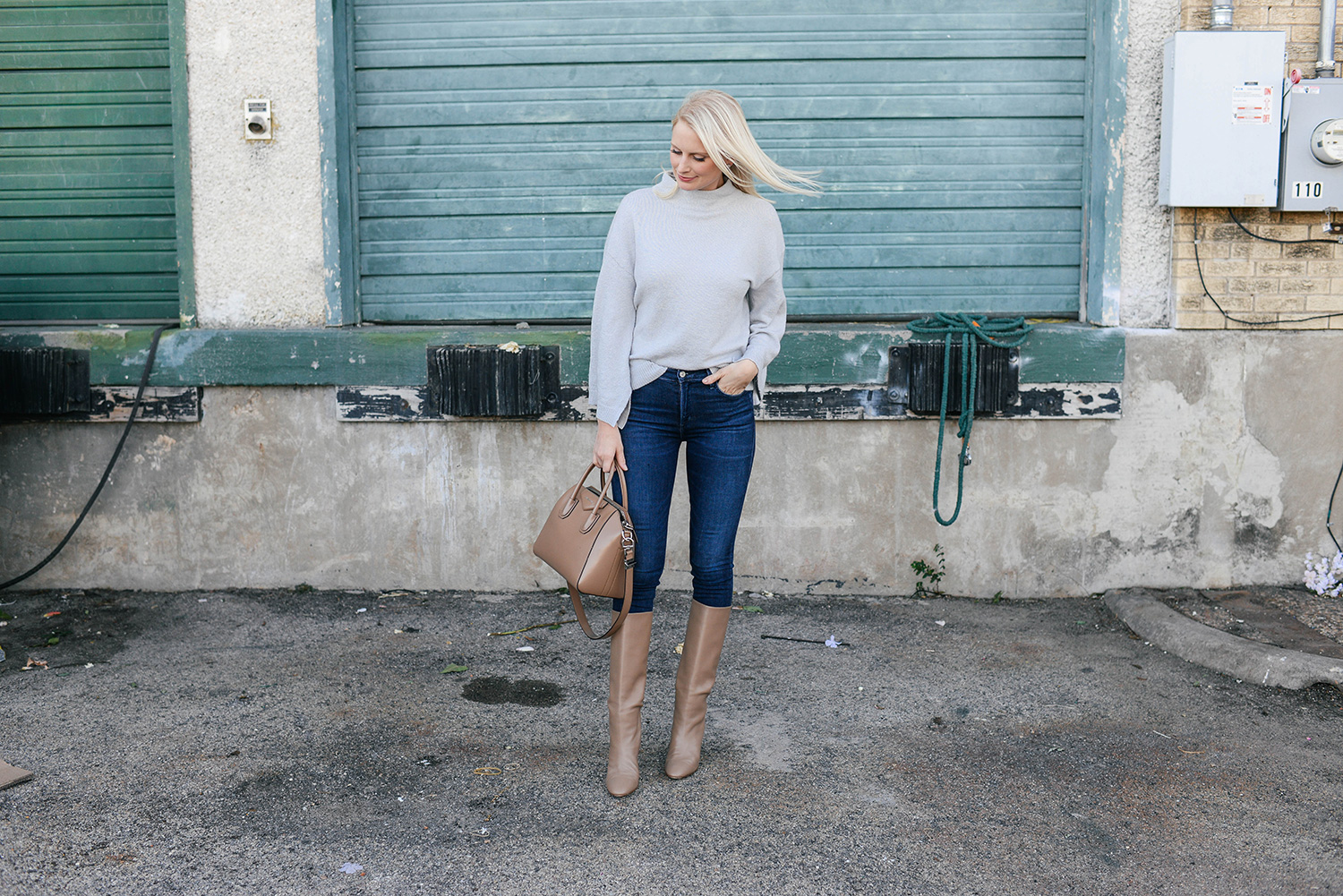 BP Dolman Sleeve Sweater at Nordstrom | Dallas Fashion Blogger