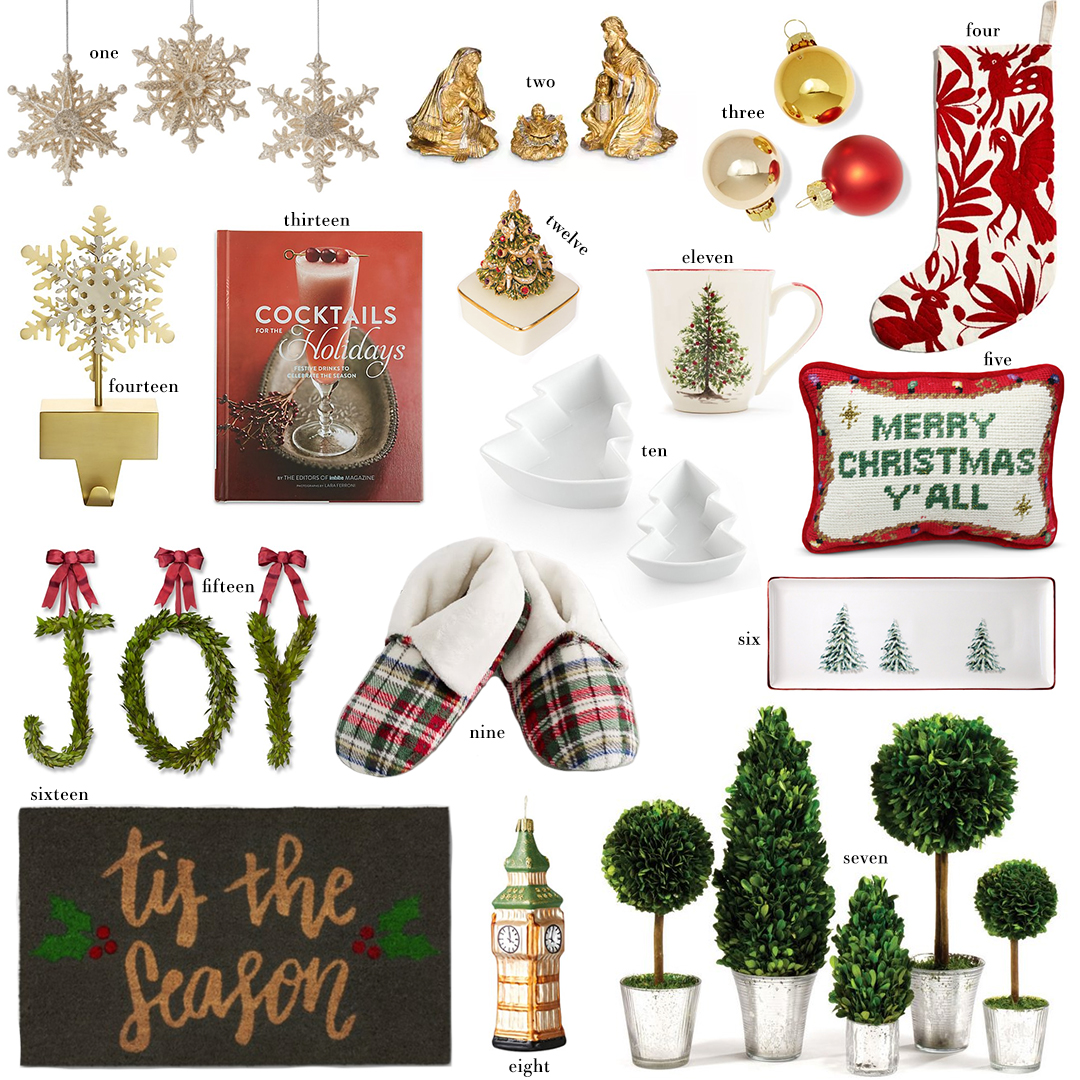 Deck The Halls // Festive Holiday Decor