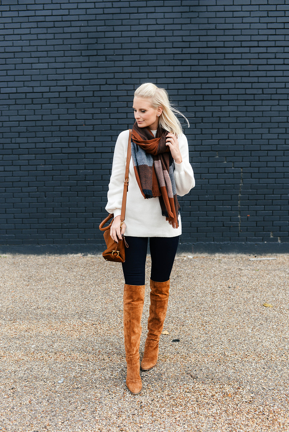 Thanksgiving Day Outfit Idea   The Style Scribe
