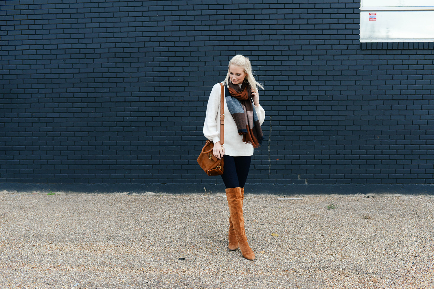 Thanksgiving Day Outfit Idea | The Style Scribe