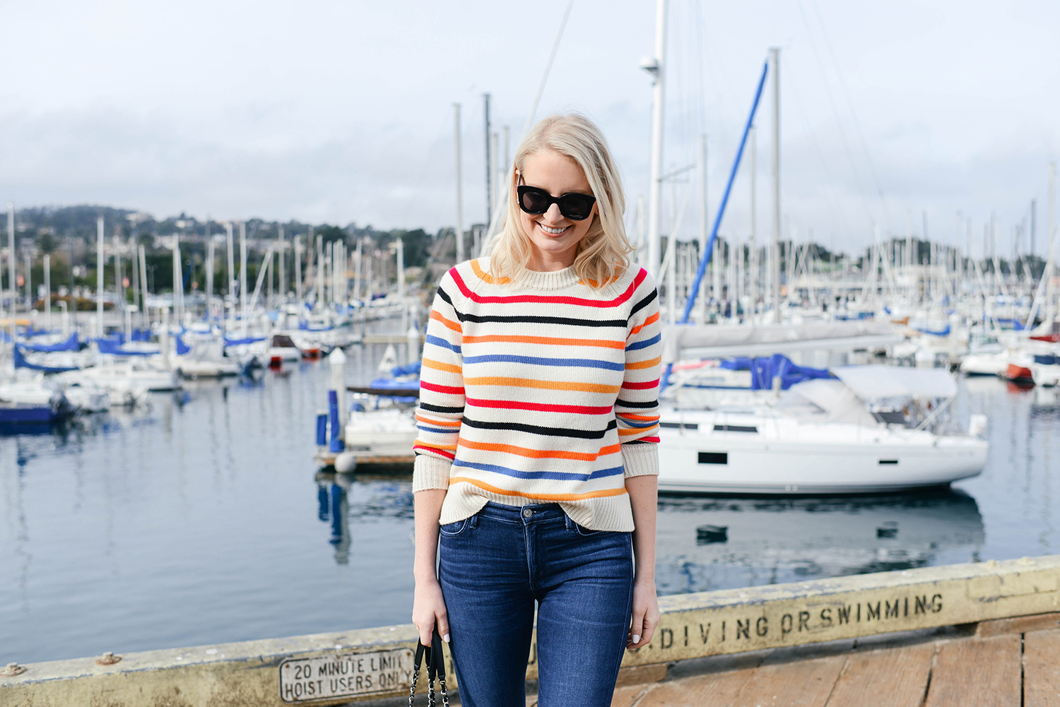 Chinti & Parker Breton Stripe Sweater | Dallas Fashion Blog