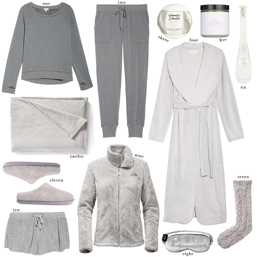 Cozy, Grey and Under $100 | The Style Scribe