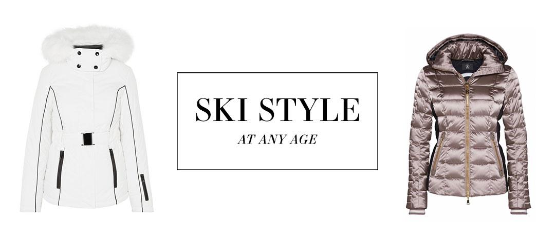 Ski Style At Any Age