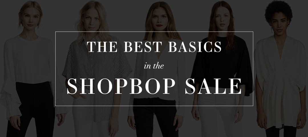Best Basics in the Shopbop Sale | The Style Scribe