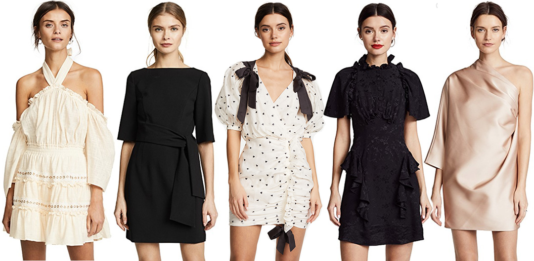 Best Basic Dresses in the Shopbop Big Event Sale | The Style Scribe
