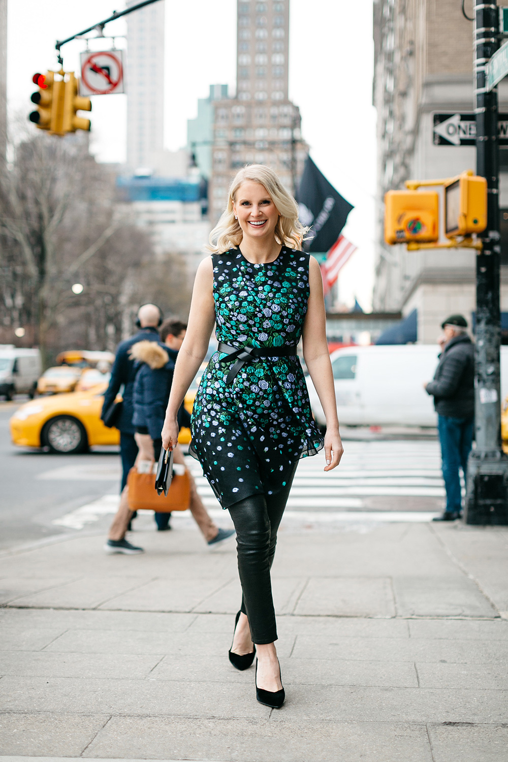 Merritt Beck at New York Fashion Week | The Style Scribe